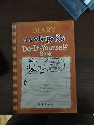 Lot of 3 three diary of a wimpy kid hardcover books do it yourself diary of a wimpy kid do it yourself 1 by jeff kinney solutioingenieria Gallery