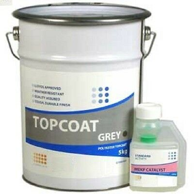 GREY TOPCOAT (Free Catalyst)