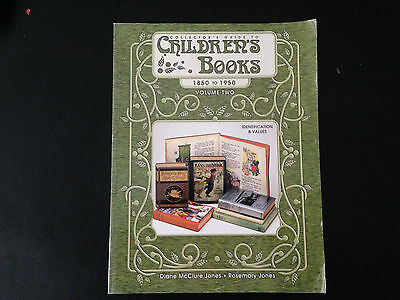 Collector's Guide to Children's Books 1850-1950 Vol. II Paperback
