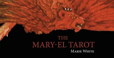 The Mary-el Tarot by Marie White 9780764340611 (Cards, 2012)