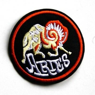 Astrology Zodiac Horoscope Cancer June 21~July 22 Sign Embroidery Patch