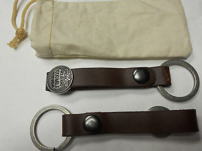 Lot of 2 new WOLVERINE 1000 Mile Key Chain