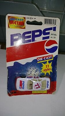Pepsi Vintage Diecast Collectible Race Car #77 Jimmy Peck