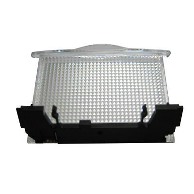 For Canon 580EX II Speedlite Wide Angle Diffuser Panel Diffusion Plate Part