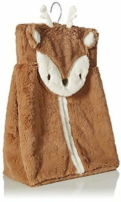 NEW Levtex Home Baby Diaper Stacker, Brown Deer FREE2DAYSHIP TAXFREE