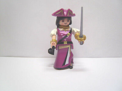 Playmobil  Freibeuterin / Piratin, 5285, Girls Serie 4