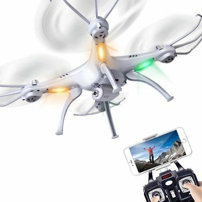 FPVRC X5C-1 Explorers 2.4Ghz 4CH RC Quadcopter Drone with HD Camera For Syma  ME