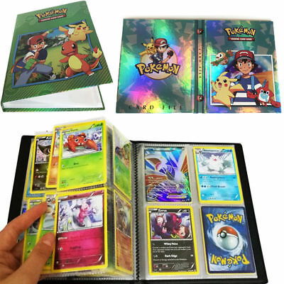 NEW 324Pcs Capacity Cards Holder Pokemon Cards Album Book List Collectors Folder