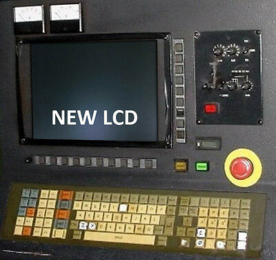 LCD monitor upgrade for 14-inch Sodick EDM / EDW A350 A500 with Cable Kit