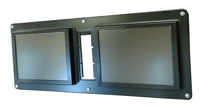 LCD monitor upgrade for 12-inch Twin Hurco Ultimax with Cable Kit