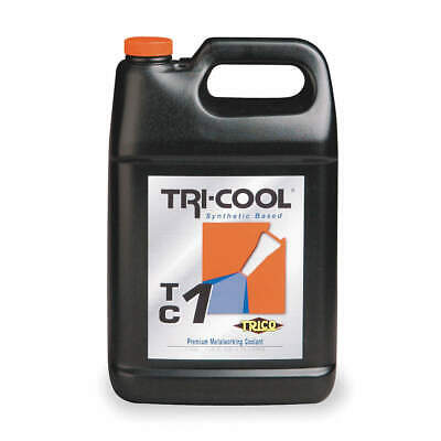TRICO Coolant,1 gal,Bottle, 30656, Yellow, Green