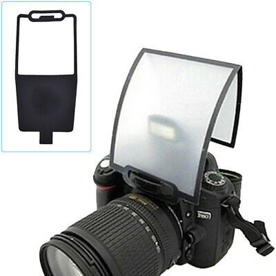 Foldable Universal Camera Flash Light Diffuser Softbox Reflector Accessory N7