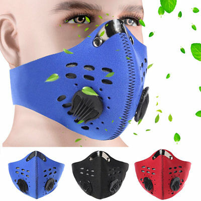 Anti Dust Bike Bicycle Riding Motorcycle Face Mask Dustproof Neck Warm Protector