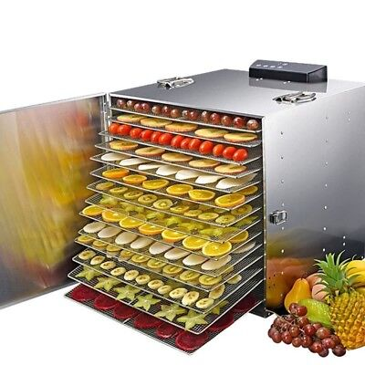 Home Food Fruit Dryer Fruit and Vegetable Pet Meat Air Dried Dehydration Machine
