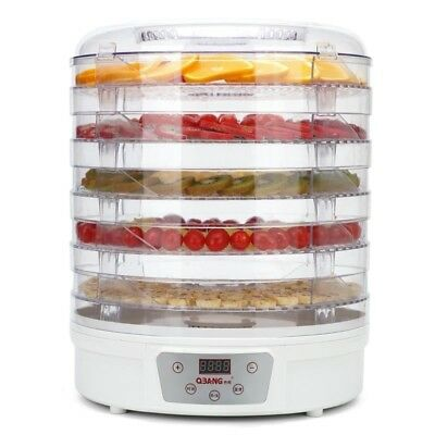 Fruit Machine Timing Food Dehydration Air Dryer Fruits Vegetables Pet Meat Food