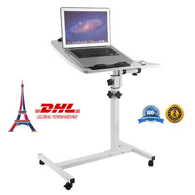 Table pour ordinateur portable table de lit support réglable pliable NEUF FRANCE