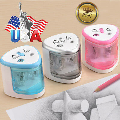 Automatic Electric Touch Switch Pencil Sharpener Home Office School Desktop US