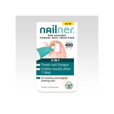 Nailner Pen 4ml  2in1 Anti Fungal Nail Treatment Fungus Infection fungi liquid