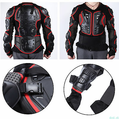 Motorcycle Motocross EVE Body Armor Jacket Protective Gear Clothing For Riding