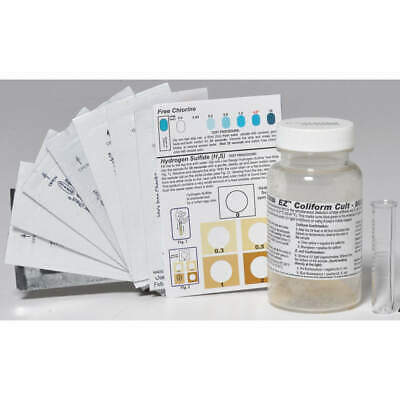 INDUSTRIAL TEST SYSTEMS Test Strips,Home Water Quality,PK23, 481199