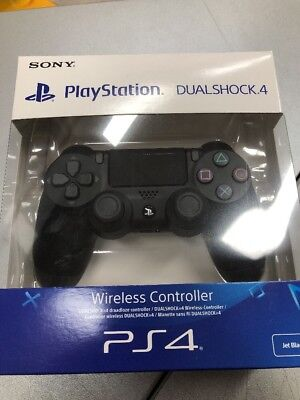 Dual Shock PS4 Joypad Black V2 NUOVO SIGILLATO