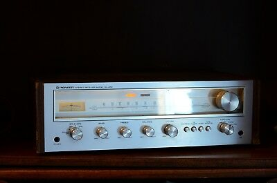 USED PIONEER STEREO Receiver Model SX-450 PHONO input