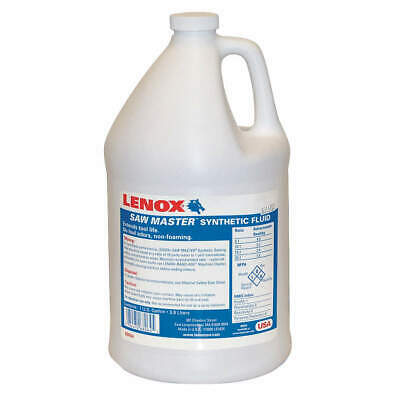 LENOX Cutting Oil,1 gal,Bottle, 68064, Amber