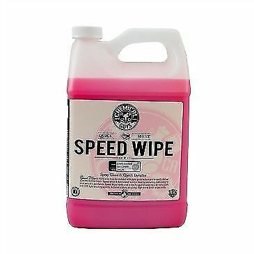 Chemical Guys Vintage Speed Wipe Spray Wax & Quick Detailer High Gloss 1 Gallon