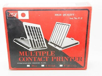 ISE F-2 35mm Contact Printer (high Quality) Boxed