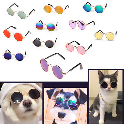 Fashion Dog Cat Glasses       Sunglasses Pet Eye Protection Photos Props