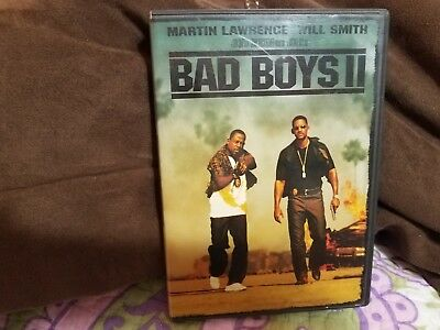 Bad Boys 2 (DVD, 2003, Rated R)