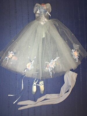 """~NYCB NUTCRACKER BALLERINA FAO~16"""" Tonner Fashion Doll OUTFIT ONLY 2007 LE100"""