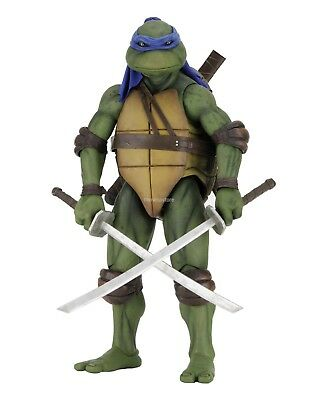 Teenage Mutant Ninja Turtles – 1/4 Scale Action Figure – Leonardo - NECA