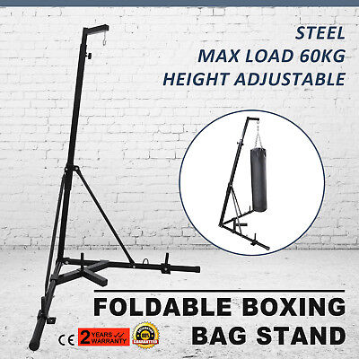 Foldable Boxing Bag Stand Everlasting Fitness Practice Home Exercise WISE CHOICE