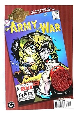 DC Millennium Editions Our Army at War #81 1st Sgt Rock Comic Reprint F/F+