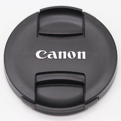 77mm New Style Pinch Lens Cap E-77II for Canon 77mm Lenses