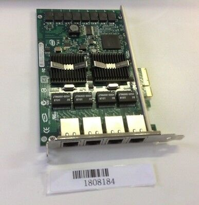 (C)Intel -Networking Intel PRO/1000 Pt EXPI9404PTBLK Dual Port Server Adapter