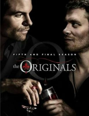 The Originals Season 5 Dvd Final Series 5 - New & Sealed + Free Priority Post