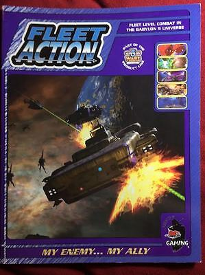 Babylon 5 Fleet Action - My Enemy...My Ally - Agents of Gaming
