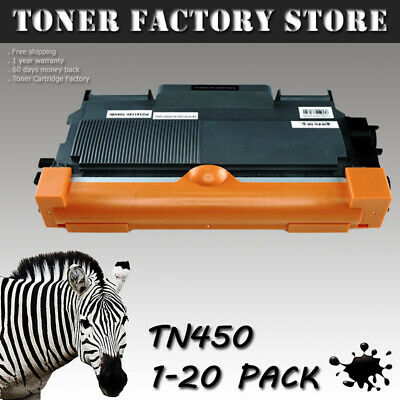 New TN450 Toner Cartridge DR420 Drum OPC Kit For Brother Hl-2220 2240 2270D Lot