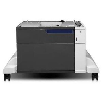 NEW CE792A HP LASERJET 1X500-SHEET FEEDER AND STAND....b.