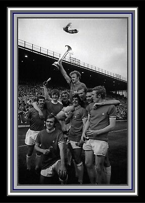 Collectors/Photograph/Print/Leeds United/1968 Fairs Cup Winners/Europe/Photo