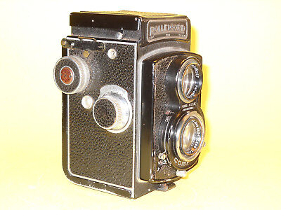 Rolleicord IIb or Model 3 - Model K3 - 541 - vintage TLR - for parts or repair.