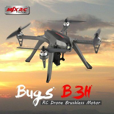 MJX Bugs B3H Free to Switch Altitude Hold RC Drone Brushless Motor No Camera NS