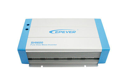 EPEVER SHI600-12 pure Sine wave power inverter 600W 12V to 220V THD≤3%