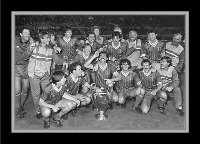 Collectors/Photograph/Print/7 x 5 Photo/Liverpool 1984 European Cup Final Team