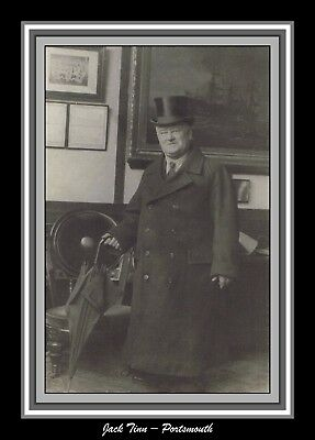Collectors/Photograph/Print/Jack Tinn/Portsmouth/Manager/7 x 5 Photo/1930/40's