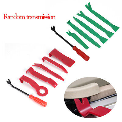 6 Piece Car Door Plastic Trim Panel Dash Installation Removal Pry Tool Kit
