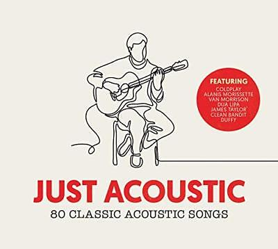 Just Acoustic [CD]
