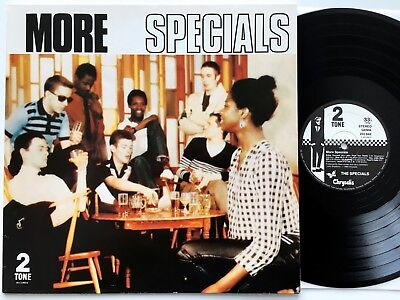 The Specials - More Specials LP  (Two-Tone Records  Chrysalis  202 848-320)